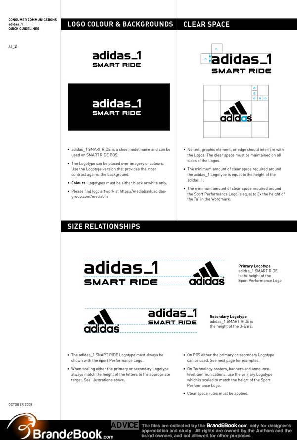 brand identity guidelines pdf download apparel and fashion rh brandebook com adidas corporate brand logo guidelines adidas corporate brand logo guidelines