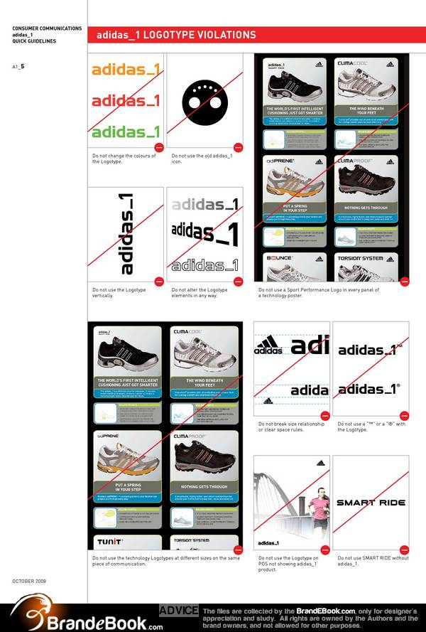 brand identity guidelines pdf download apparel and fashion rh brandebook com Brand Identity Guide adidas brand identity guidelines