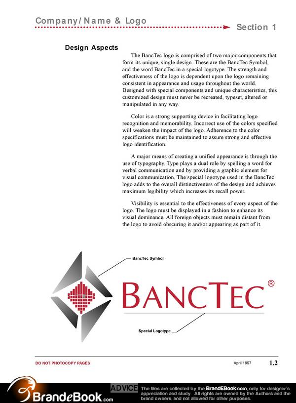 brand manual corporate identity guidelines pdf download categories business service banctec. Black Bedroom Furniture Sets. Home Design Ideas