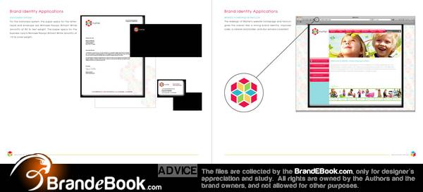 how to make a brand identity manual