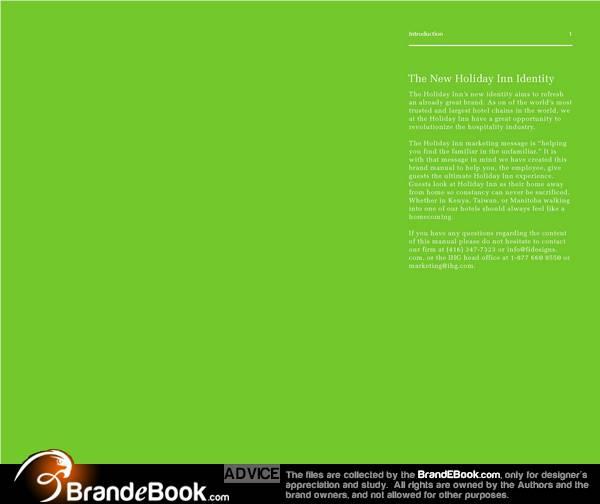 brand manual corporate identity guidelines pdf download categories rh brandebook com Brand Standards Guide holiday inn express brand standards manual