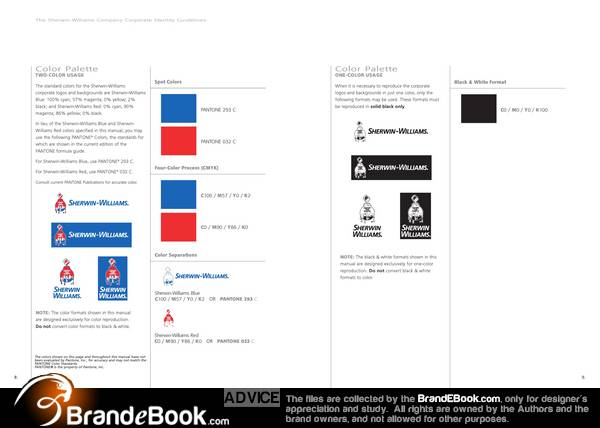 Brand Manual Corporate Identity Guidelines PDF Download Categories ...