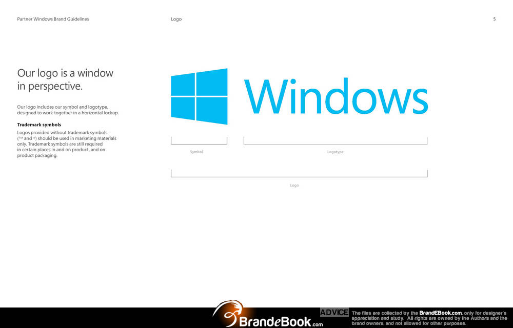 Brand manual corporate identity guidelines pdf download for Brand windows