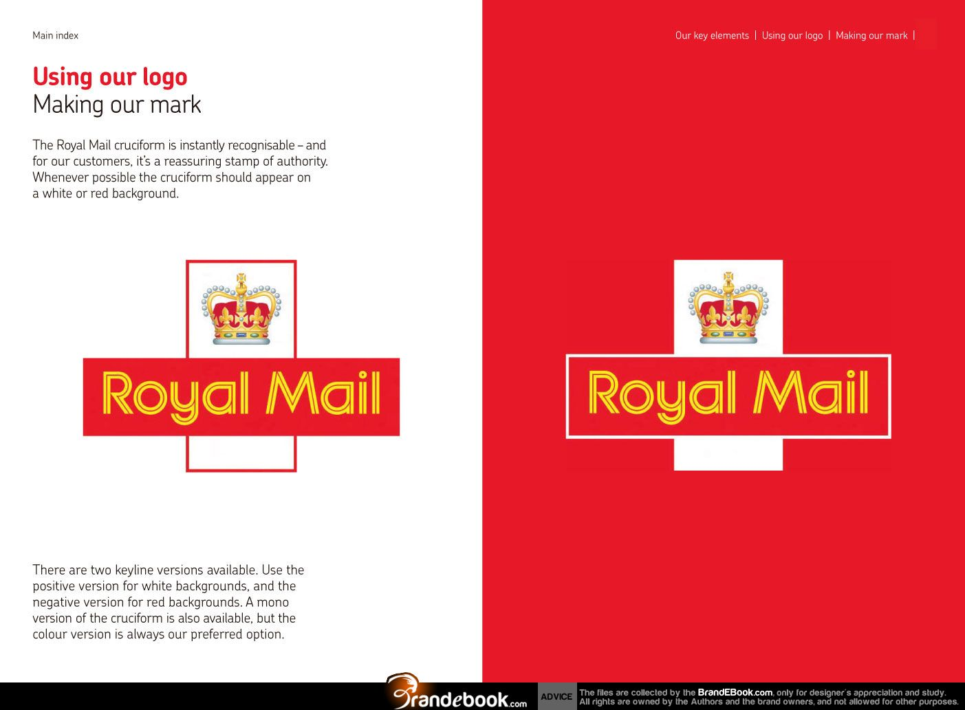brand manual corporate identity guidelines pdf download categories - business service