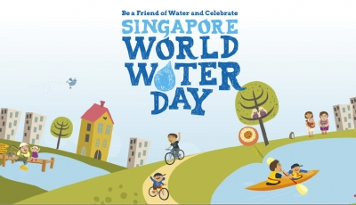 Singapore World Water Day Logo Guidelines