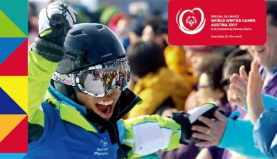 Special Olympics World Winter Games Austria 2017 Logo Usage Guidelines