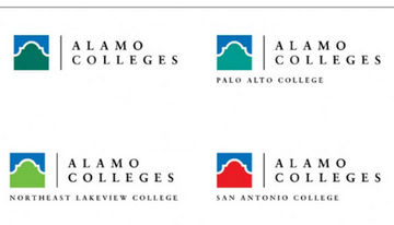 Alamo Colleges brand standards guide