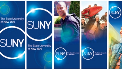 SUNY The State University of New York Brand guidelines 2013