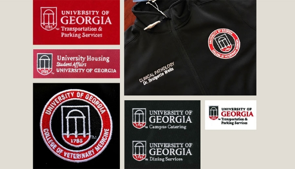 UGA University of Georgia Visual Identity Style Guide