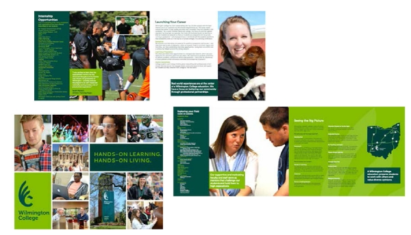 Wilmington College Brand Guidelines Manual