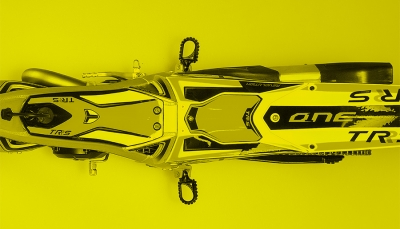 TRRS Motorcycles manual de identidad corporativa corporate identity manual 2016