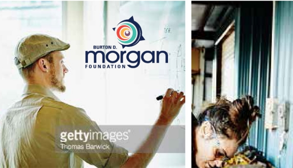 BMF Burton D Morgan Foundation Brand Guidelines