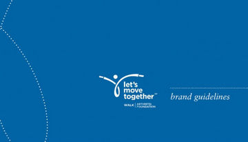 Let's move together brand guidelines