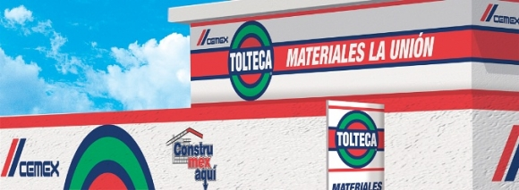 Cemex: A cement brand mixes in some color