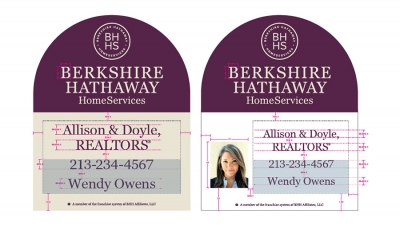 BHHS Berkshire Hathaway Homeservices Brand Guidelines 2016