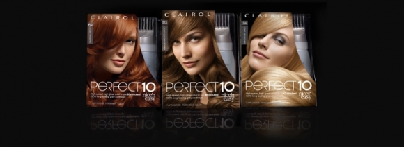 Clairol Nice 'n Easy Perfect 10: A winning makeover