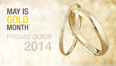 May Is Gold Month Promo Guide 2014