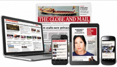 The Globe And Mail Brand Guide